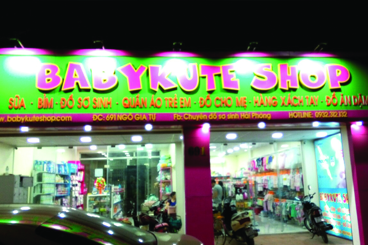 Baby Kute Shop