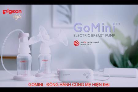Mẹ đã biết cách sử dụng máy hút sữa điện đôi GoMini chưa?