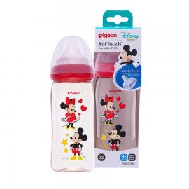 Bình sữa Disney PPSU Plus 240ml (M)
