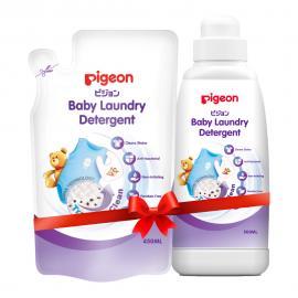 [3]Nước giặt quần áo chai 500ml tặng túi nước giặt 450ml