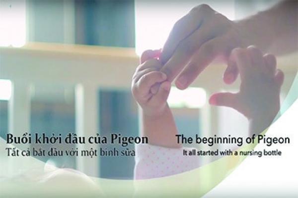 Pigeon - Hành trình xây dựng thương hiệu hàng đầu Nhật Bản chăm sóc cho Mẹ & Bé